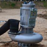 Электрический погружной  насос для песка