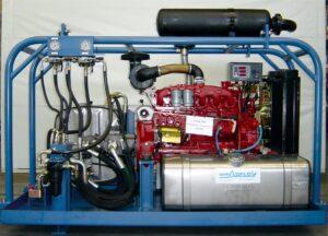 Гидравлические станции для привода оборудования 1
