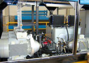Гидравлические станции для привода оборудования 2