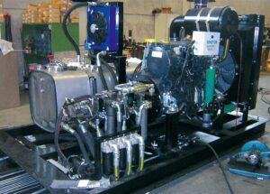 Гидравлические станции для привода оборудования 3