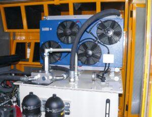 Гидравлические станции для привода оборудования 4