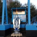 Высоконапорные электрические погружные шламовые насосы Dragflow